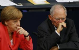 Γερμανικές εκλογές: Θέλουν να «φάνε» τον Σόιμπλε για να «μπουν» στην κυβέρνηση