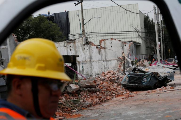 Σεισμός στο Μεξικό: 58 οι νεκροί! | Newsit.gr