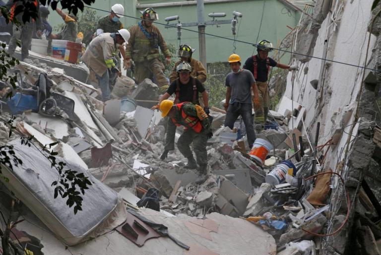 Σεισμός στο Μεξικό: Αγωνία για τους 30 αγνοούμενους μαθητές – Μία ολόκληρη πόλη θα ξαναχτιστεί!   Newsit.gr
