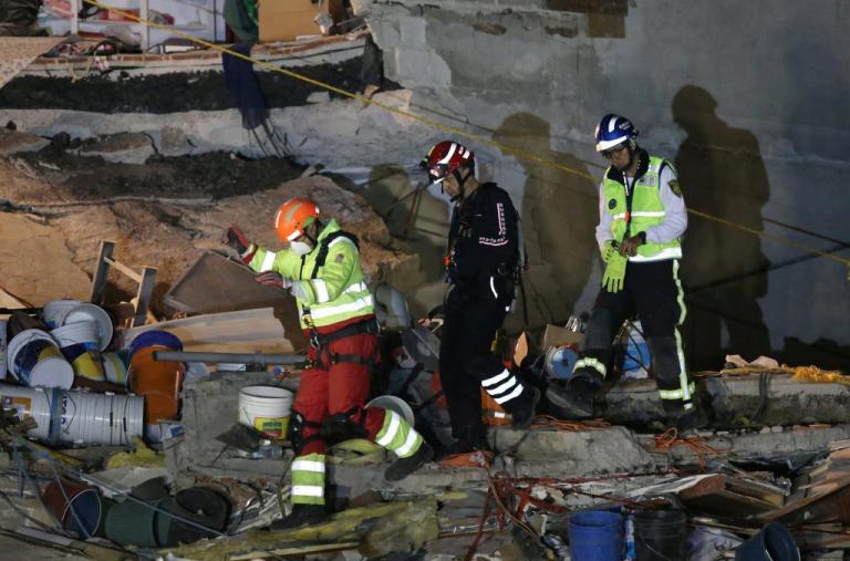Σεισμός 5,9 ρίχτερ στο Μεξικό – Χάνονται οι ελπίδες για επιζώντες [vids] | Newsit.gr