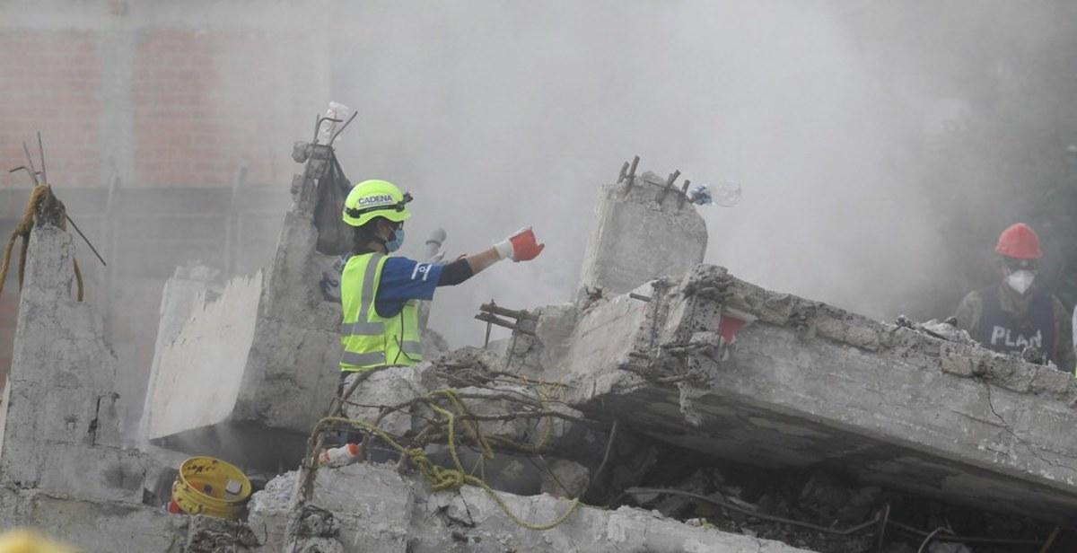 Μεξικό σεισμός σχολείο