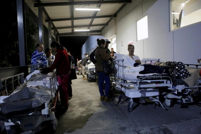 Σεισμός Μεξικό: Τουλάχιστον 5 οι νεκροί – Παιδιά ανάμεσα στα θύματα – Εικόνες τρόμου | Newsit.gr