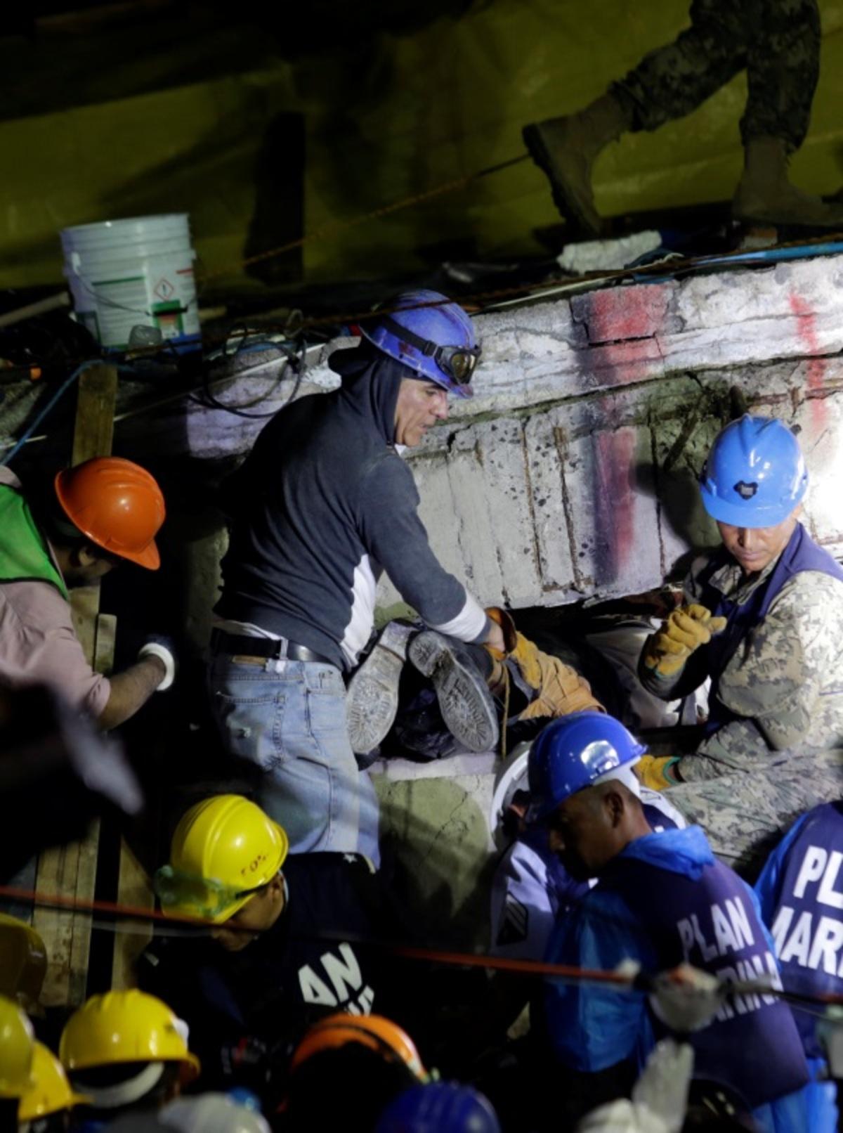 σεισμός στο Μεξικό