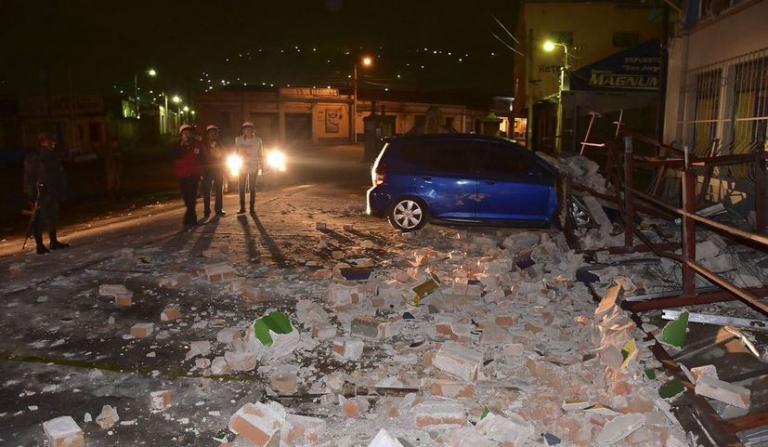 Σεισμός στο Μεξικό: Στους 34 οι νεκροί, ανάμεσά τους και παιδιά – Ο ισχυρότερος του αιώνα! [pics, vid] | Newsit.gr