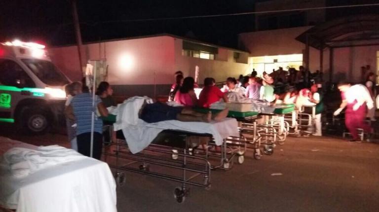 Σεισμός στο Μεξικό – Τουλάχιστον 2 νεκροί από τα 8 Ρίχτερ! | Newsit.gr