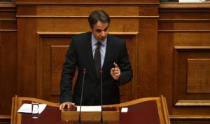 Μητσοτάκης για Τραγάκη: Κανείς δεν ορίζεται μόνος του υποψήφιος βουλευτής