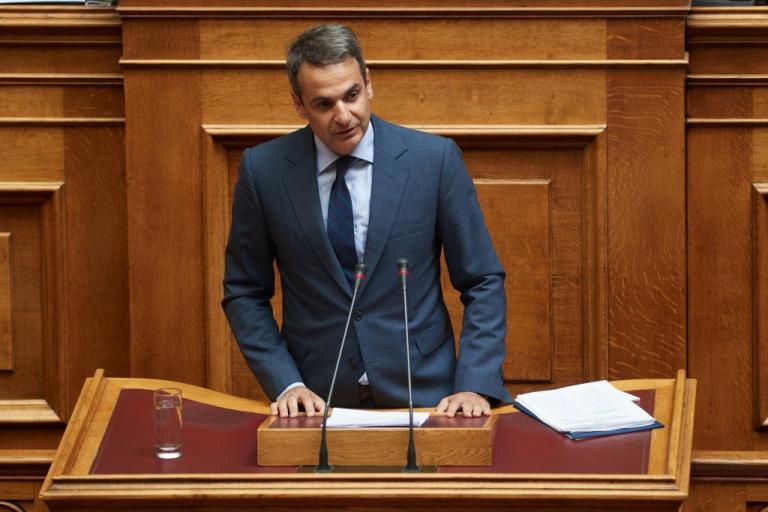 Μητσοτάκης σε Τσίπρα: Αφού διαλέξατε Καμμένο θα πάτε μέχρι τέλους με τον Καμμένο!   Newsit.gr