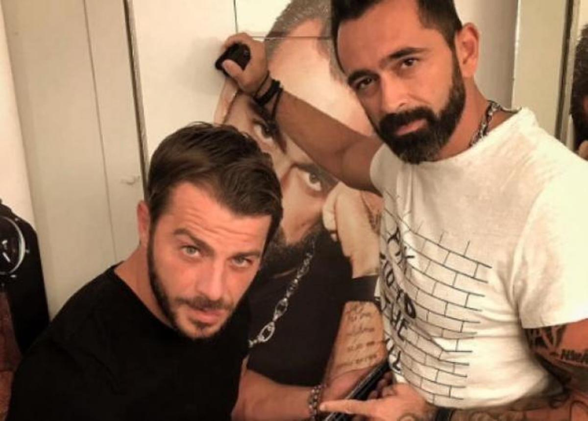 O Nτάνος διασκέδασε στο Mπο! Τι έγινε όταν πήγε στο καμαρίνι του! [pics] | Newsit.gr