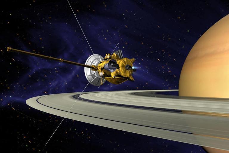 Τέλος εποχής – Το Cassini «αυτοκτόνησε» στον Κρόνο | Newsit.gr