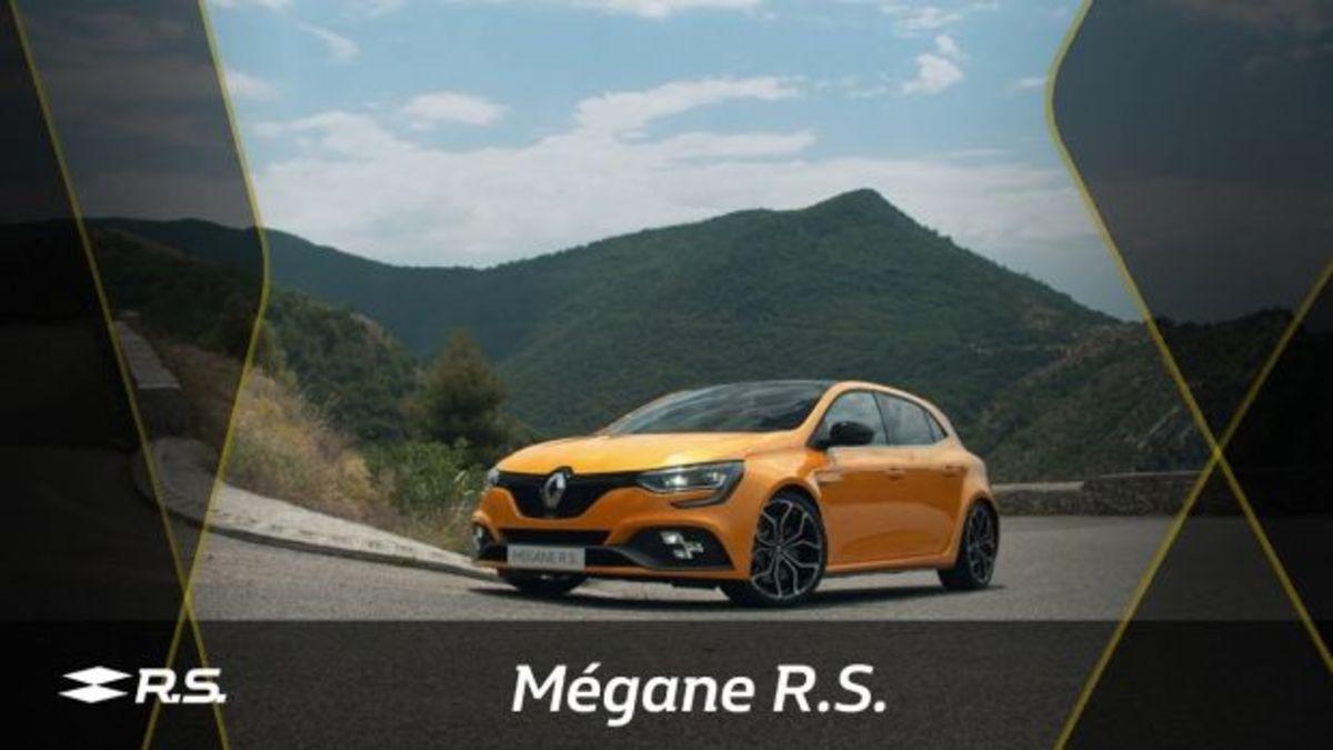 Έτσι κατακτά τις στροφές το νέο Renault Mégane RS [vid] | Newsit.gr