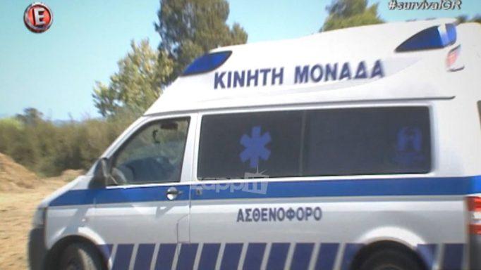 Survival Secret: Στο νοσοκομείο ο Γιάννης Αϊβάζης και η Αποστολία Λυβιάκη [vid] | Newsit.gr