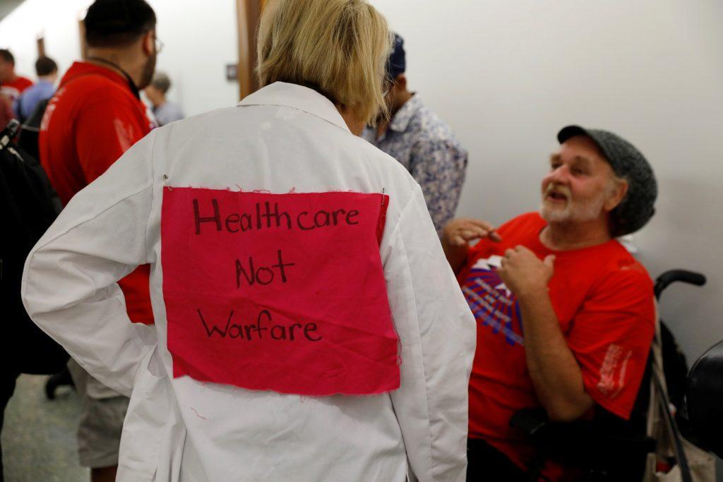 Τραμπ Obamacare