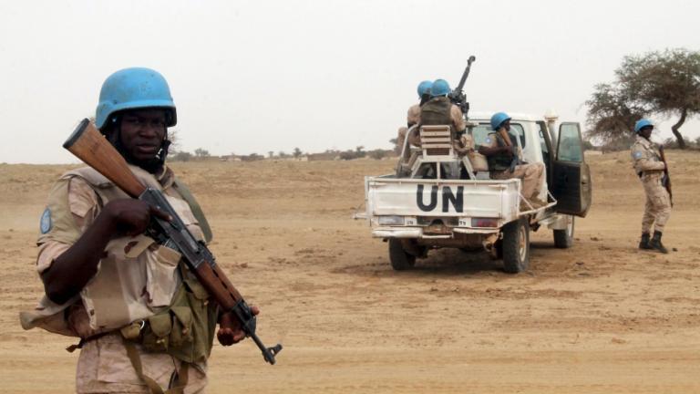 Μάλι: Νεκροί τρεις στρατιώτες του ΟΗΕ από έκρηξη   Newsit.gr
