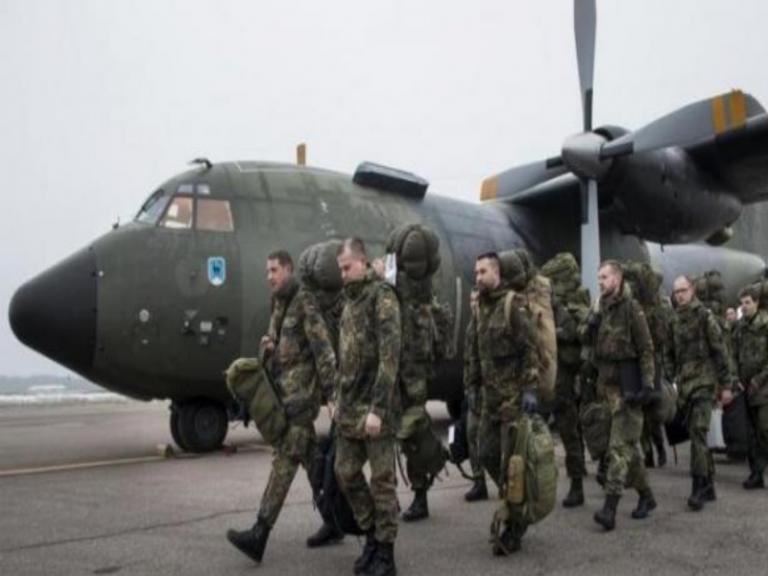 Γερμανοί στρατιώτες στα σύνορα της Ρωσίας στέλνουν το «λάθος μήνυμα»!   Newsit.gr