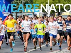 NATO Run 2017: Διακεκριμένοι αθλητές των ΕΔ και ΣΑ στον αγώνα δρόμου στην Ουγγαρία