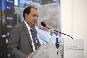 Σπίρτζης: Έργο πνοής για τη Δυτική Ελλάδα η Ιόνια Οδός