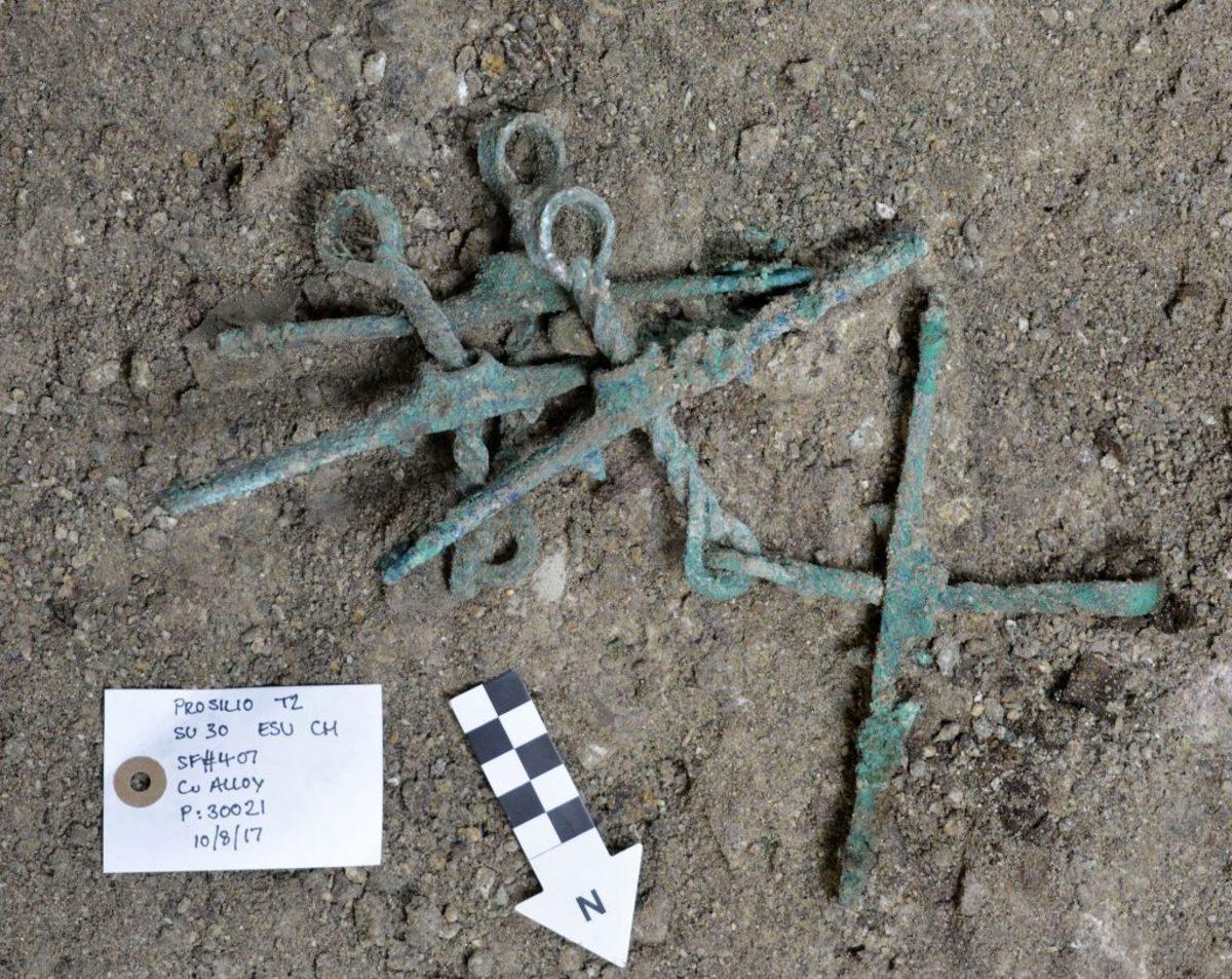 Ορχομενός αρχαιολογική ανακάλυψη
