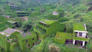 Αυτό το χωριό έχει γίνει ένα με τη φύση – Δείτε πού βρίσκεται