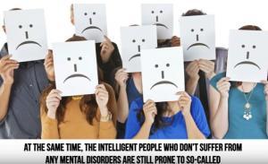 Γιατί οι έξυπνοι άνθρωποι δεν είναι ευτυχισμένοι