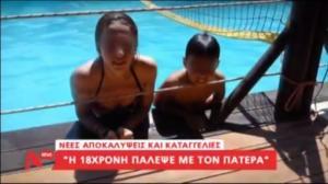 Πετρούπολη: Επιτέθηκε βάναυσα στην κόρη του την ώρα που κοιμόταν -«Ήθελε πάντα να επιβάλλεται» [pics, vid]