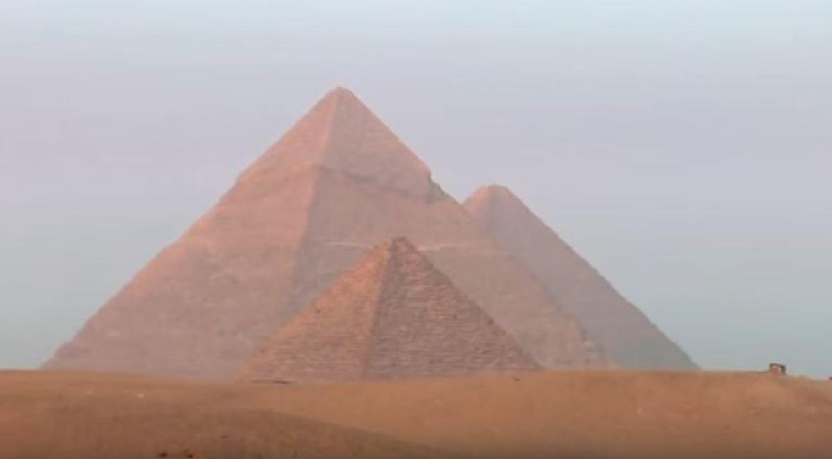 Πυραμίδα του Χέοπα: Δείτε πώς κατασκεύασαν οι Αιγύπτιοι τις πυραμίδες | Newsit.gr