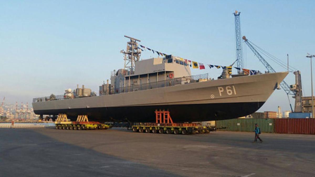 Αυτό είναι το υπερσύγχρονο περιπολικό ανοιχτής θαλάσσης που παρέλαβε το κυπριακό ναυτικό από το Ισραήλ [pic] | Newsit.gr