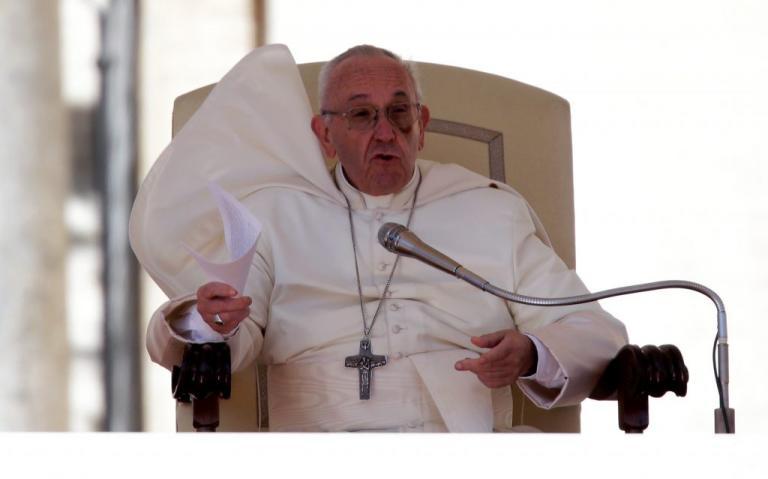 Πάπας Φραγκίσκος: Καμία άφεση αμαρτιών σε παιδεραστές! | Newsit.gr