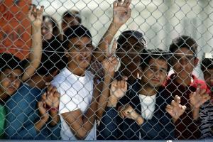 Αυξημένες ροές μεταναστών και προσφύγων στα νησιά του Βόρειου Αιγαίου