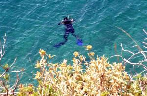 Σκιάθος: Νεκρός βρέθηκε ο 49χρονος ψαροντουφεκάς