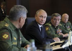 Πούτιν: «Καταστρέψτε τα χημικά μας όπλα»