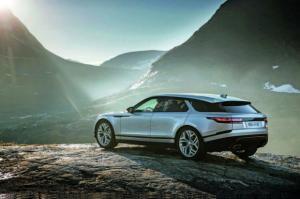 Πολυτελές crossover από τη Range Rover σηματοδοτεί τη δημιουργία μιας νέας μάρκας