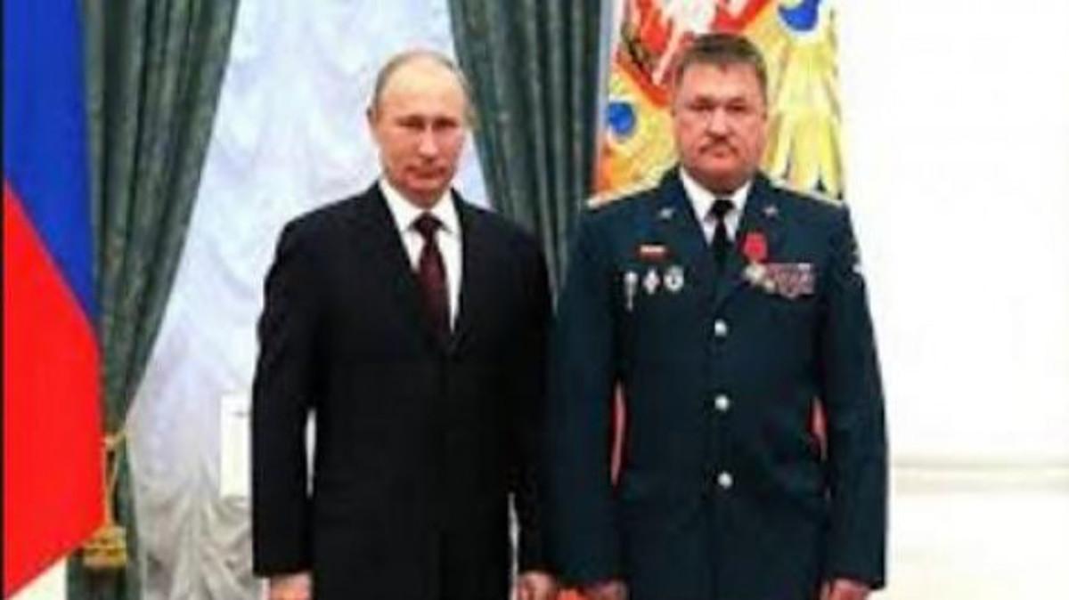 Ρώσος Στρατηγός σκοτώθηκε στη Συρία σε βομβαρδισμό του «Ισλαμικού Κράτους» | Newsit.gr