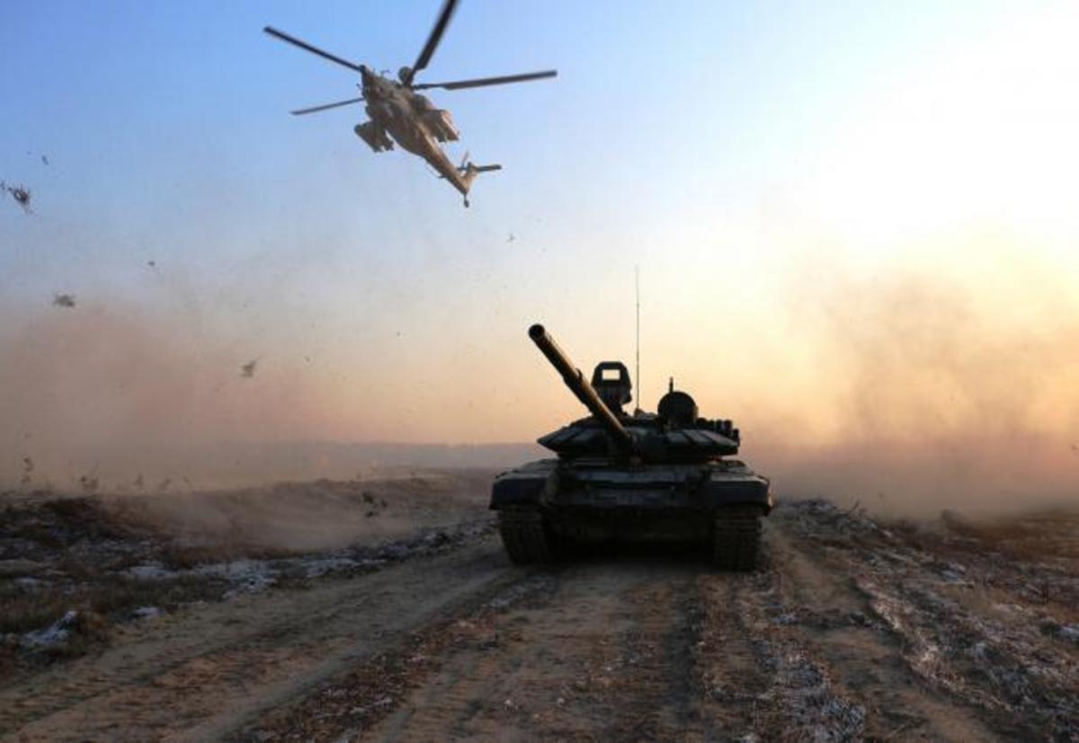 Zapad 2017: Μια κλεφτή ματιά στις στρατιωτικές δυνατότητες της Ρωσίας   Newsit.gr