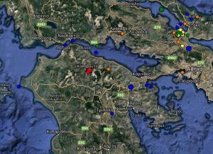 Σεισμός σήμερα ΔΕΙΤΕ LIVE τι καταγράφουν οι σεισμογράφοι