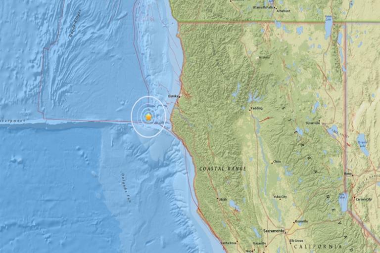 Σεισμός 5,8 Ρίχτερ στην Καλιφόρνια! | Newsit.gr
