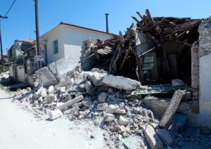 Νέα προθεσμία για τις αιτήσεις αποκατάστασης ζημιών από σεισμούς του 2013 και του 2014