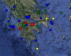 Σεισμός 3,8 Ρίχτερ ταρακούνησε Νεμέα και Κόρινθο!