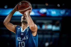 Eurobasket 2017 – Σλούκας: «Δεν μας βάζουν το πιστόλι στον κρόταφο»
