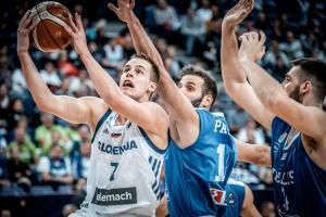 Eurobasket 2017: Τα highlights του Σλοβενία – Ελλάδα