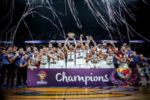 Eurobasket 2017: «Χρυσή» Σλοβενία! Έγραψε ιστορία η παρέα του Ντράγκιτς