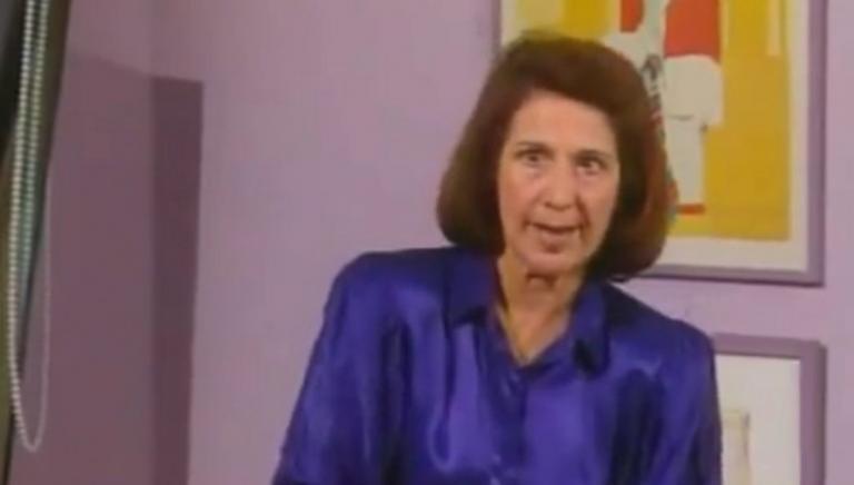 Πέθανε η Σοφία Ολυμπίου | Newsit.gr