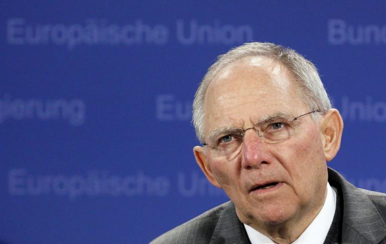 Σόιμπλε: Είναι καιρός η Γερμανία να παραιτηθεί από την κυριαρχία της σε κάποια θέματα | Newsit.gr