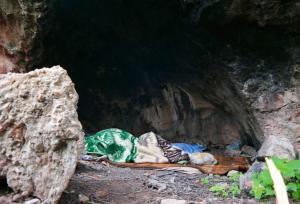Φρίκη στο Σούνιο! Βρήκαν ανθρώπινα οστά σε βαλίτσα