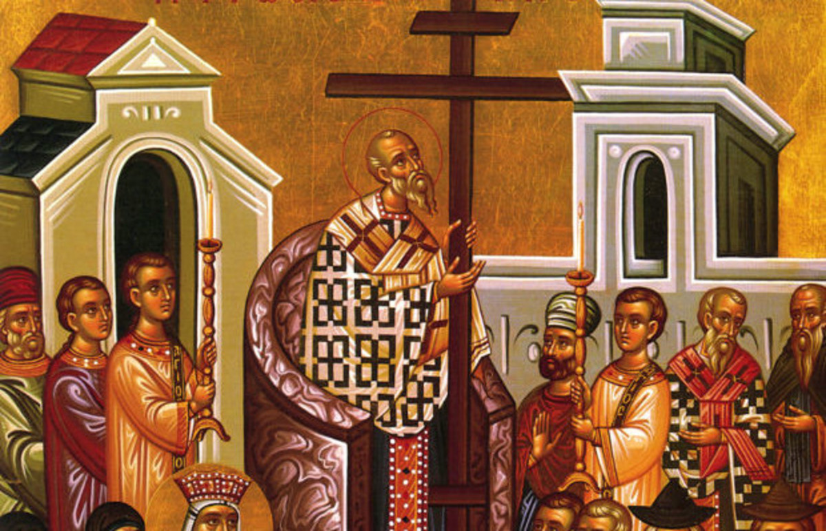 Αύριο τιμάται η ύψωση του Τιμίου Σταυρού: Τι ακριβώς γιορτάζουμε | Newsit.gr