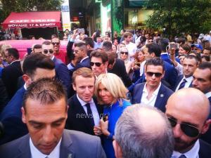 Πώς αξιολογεί η κυβέρνηση την διήμερη επίσκεψη Μακρόν στην Αθήνα