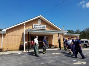 ΗΠΑ – Τενεσί: Ένας νεκρός και 8 τραυματίες από πυροβολισμούς σε εκκλησία [pics]