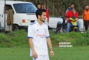 Θρήνος στο Αγρίνιο για τον 25χρονο ποδοσφαιριστή που σκοτώθηκε στο τροχαίο