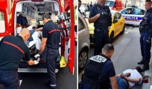 Επίθεση με μαχαίρι στην Τουλούζη! Τουλάχιστον 7 τραυματίες [pics, vid]