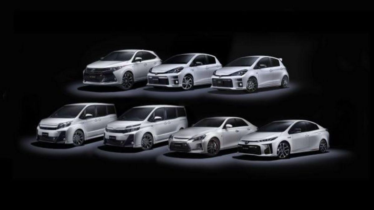 "H νέα σπορ γκάμα της Toyota θα λέγεται ""GR"" [pics] | Newsit.gr"