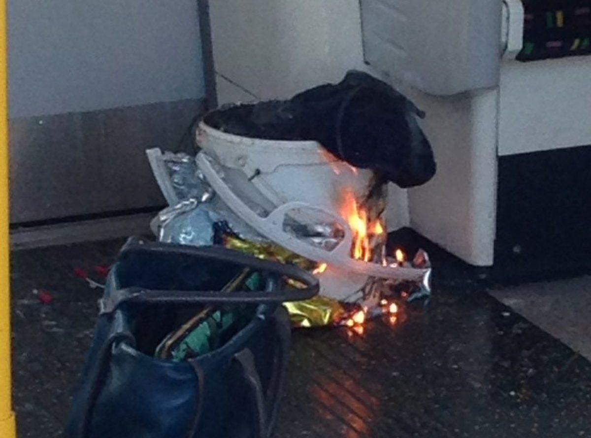 Έκρηξη - Λονδίνο